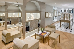 ameliemorinbernat.com retail bijouterie petit salon vitrine marbre