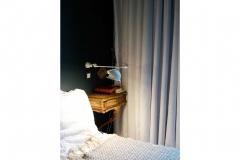ameliemorinbernat.com chambre tête de lit applique Jielde